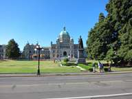 Legislature buildings